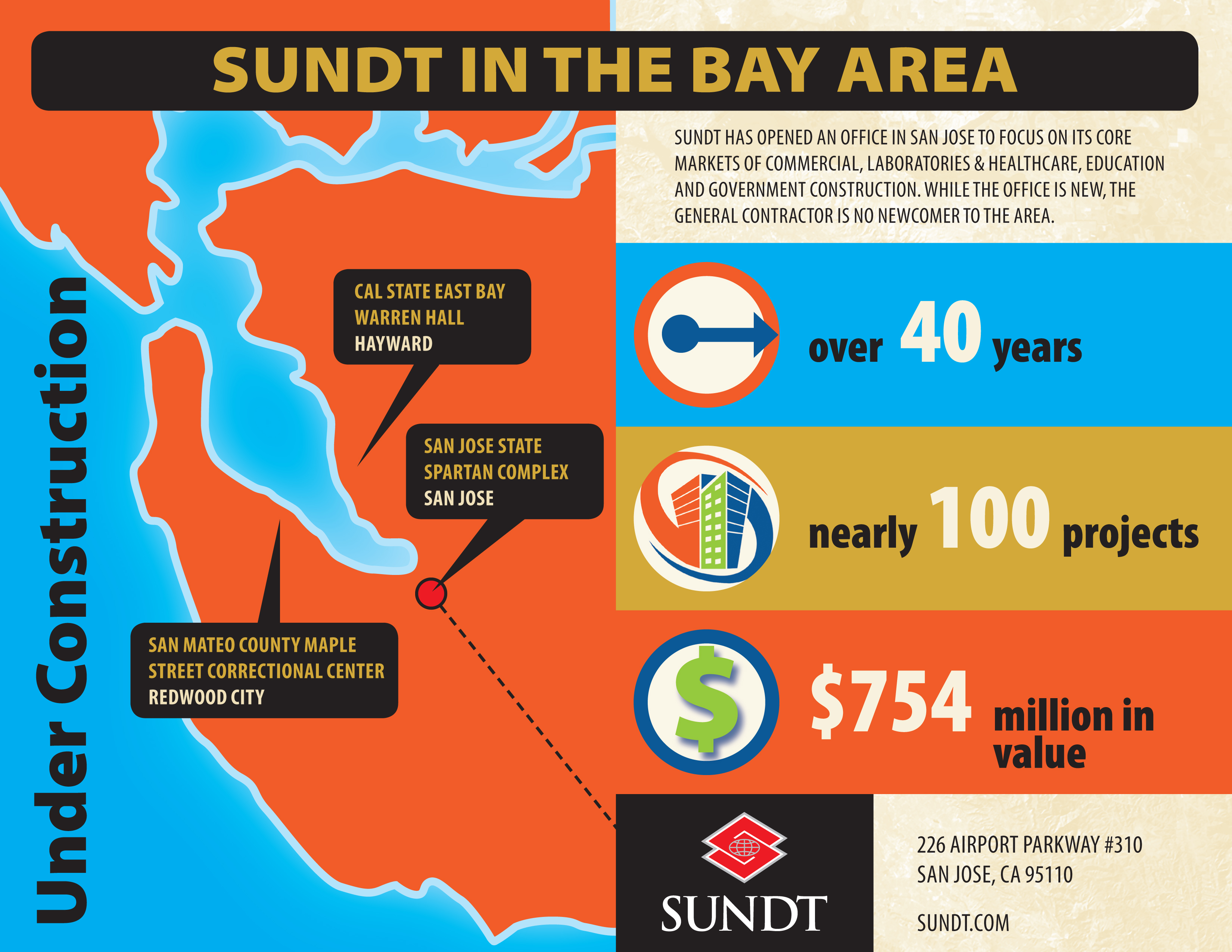 Sundt Bay Area Infographic.indd